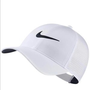 Nike Womens Aerobill Legacy 91 Golf Perforated Cap